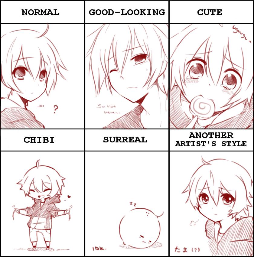 Yuu style meme by giannysuki