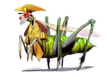 Locust by ahmad-nady