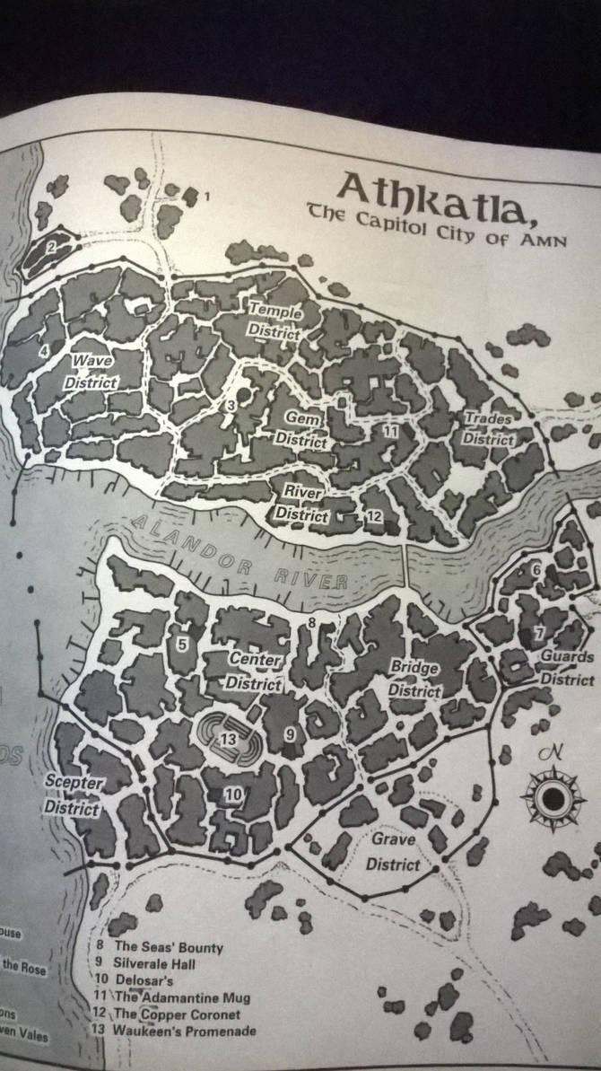 Map Of Faerun 5e