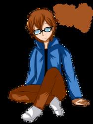 Mekakushi-Dan #11: Chikao, Hisoka by Aqua-Chan12