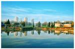 Park Slaski, Chorzow, Polska. by richardlewis50