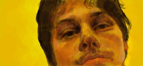 Hobo in yellow...
