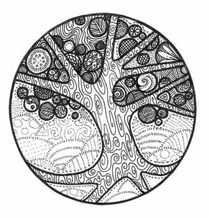 Tree Zendala