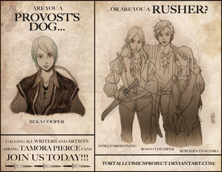 Provost's Dog Poster