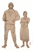 Raoul and Buri by Maseiya