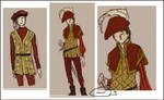 iScribble - Page Outfit Design