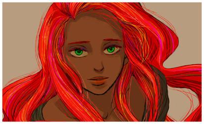Lady Fire by Maseiya