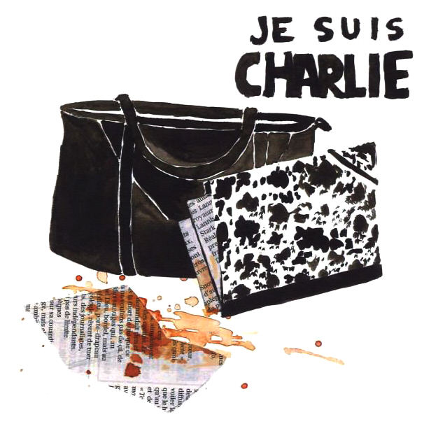 Je suis Charlie by Jeananas