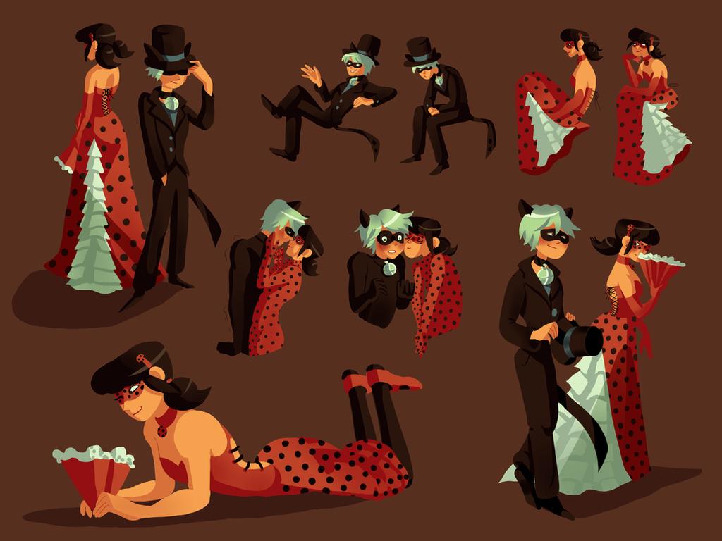 Masquerade by Jeananas