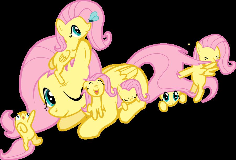 Fluttershys by Nameleslight