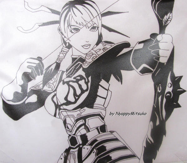 My Ninja... Metin... O.o by NyappyMitsuko