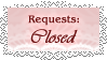 Lace Requests Closed Button by pumpkin-spice-desu