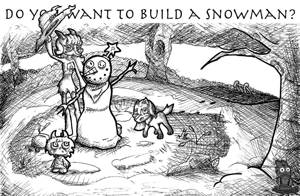 Do You Want to Build a Snowman? (AC #163) by Imiximago