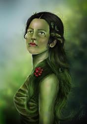 Floral magic by Bleskobleska-Yandere