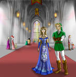 Zelda: The Temple of Time