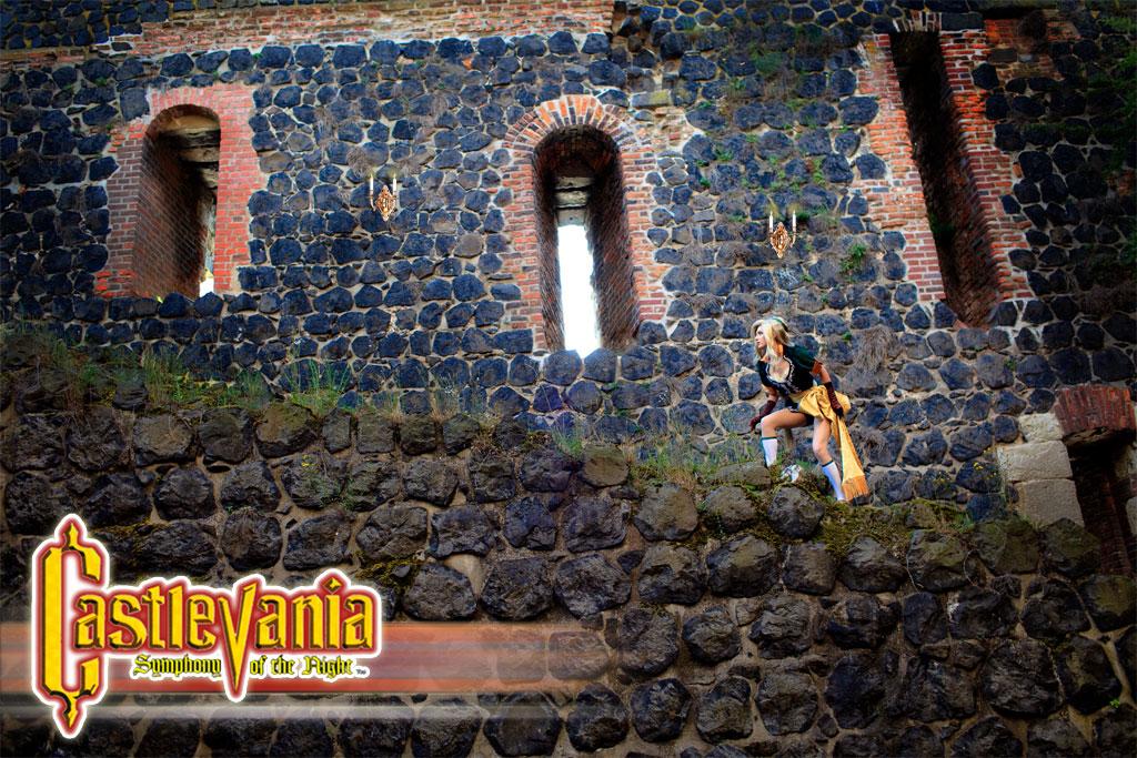 Maria Renard: Castlevania SOTN by Adella