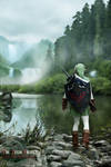 The Zelda Project: Zoras River