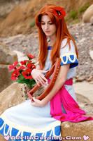 Zelda: Marin by the Beach by Adella
