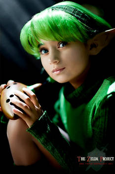 TZP: Saria The Sage of Forest