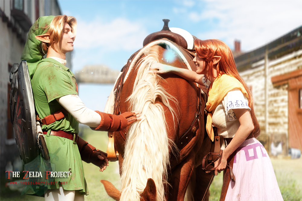 TZP: Link and Malon