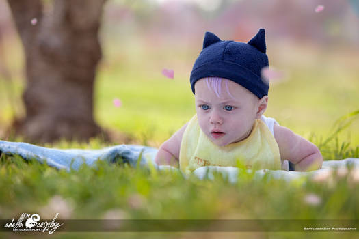 Cosplay: Baby Trunks Cosplay