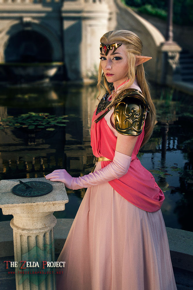TZP: Princess Zelda by Adella