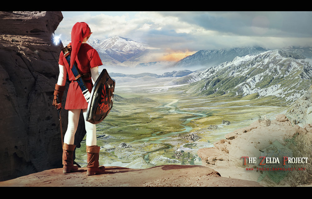TZP: Death Mountain Overlook by Adella