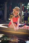 TZP: Zelda Resting in the Garden