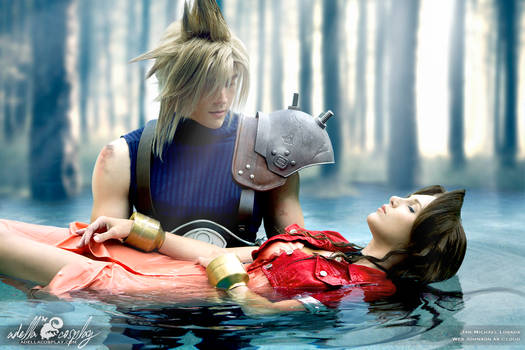 Aerith Cosplay Death Scene