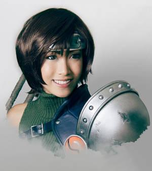 Yuffie Kisaragi Cosplay Portrait