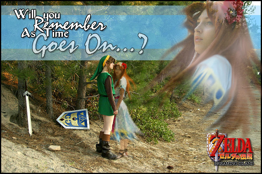 Will You Remember? - Zelda by Adella