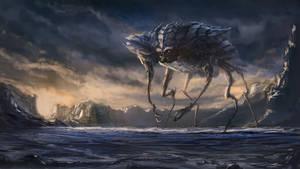 Crab Monster by chanmeleon