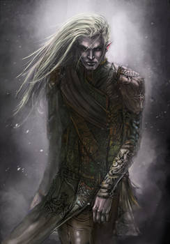 Elf Character- Laoss Male