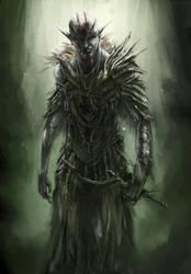 Elf Character- Shin Male