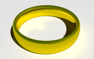 another caustics on ring