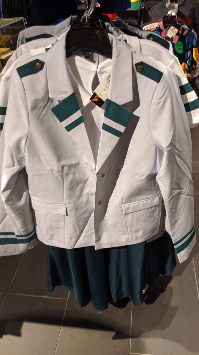UA uniform