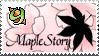 MapleJapan - Anzu Stamp by ace-goldstar