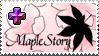 MapleJapan - Kaede Stamp by ace-goldstar
