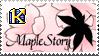 MapleJapan - Khalin Stamp by ace-goldstar