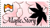 MapleJapan - Momizi Stamp by ace-goldstar