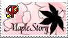 MapleJapan - Popura Stamp by ace-goldstar