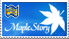 Maple Story - Arkenia Stamp by ace-goldstar
