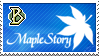Maple Story - Bellocan Stamp by ace-goldstar