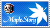 Maple Story - Demethos Stamp by ace-goldstar