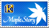 Maple Story - Kalluna Stamp by ace-goldstar
