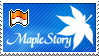 Maple Story - Stius Stamp by ace-goldstar