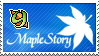 Maple Story - Yellonde Stamp by ace-goldstar
