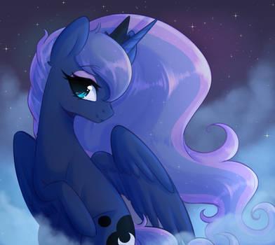 Night Princess by FluffyMaiden