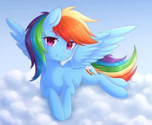 Rainbow by FluffyMaiden