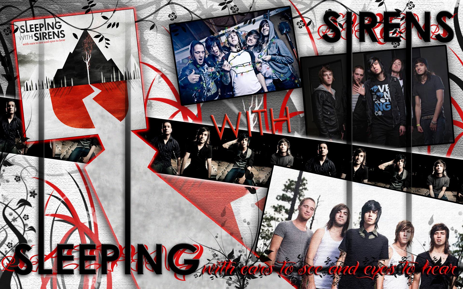 Sleeping With Sirens Wallpaper by raize Sleeping With Sirens Wallpaper by raize